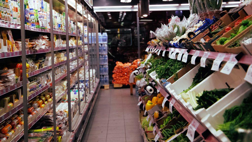 Tehran Supermarket